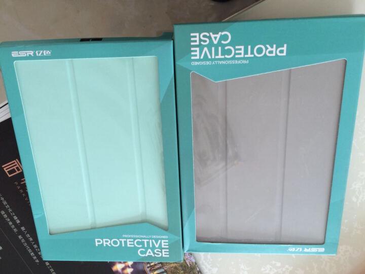 亿色(ESR)苹果iPad mini2/3/1保护套 迷你2平板电脑壳7.9英寸 超薄全包防摔休眠皮套 悦色系列 清新薄荷 晒单图