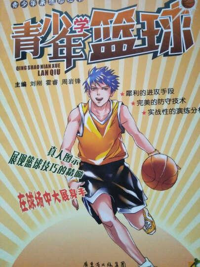 青少年来运动丛书:青少年学篮球 晒单图