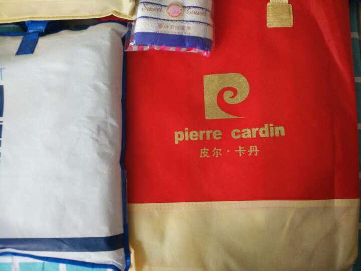 迎馨 床品家纺 全棉亲肤高支高密斜纹印花四件套 1.5/1.8米床适用被套200*230cm 一起旅行 晒单图