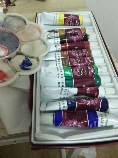 马蒂斯人体彩绘颜料 化妆彩妆膏油彩颜料戏剧颜料12色套装 儿童彩绘万圣节化妆舞 晒单图