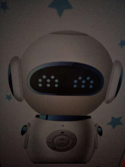 【顺丰配送】儿童智能玩具故事机早教机婴儿陪伴对话机器人学习机语音聊天科大讯飞 浅蓝色(送16G内存卡+学习资料包+礼品大礼包) 晒单图