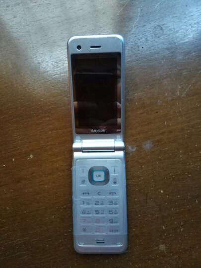 三星(Samsung)S5520老人机 翻盖双屏备用学生女款中老年人按键手机  预售 橙色 晒单图