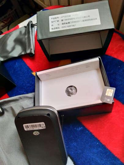 欧创汽车gps定位器跟踪器 带磁铁免安装 无线防盗器 卫星微型车载追踪器 【标准版】双星定位+强磁+流量卡(收到即用) 晒单图