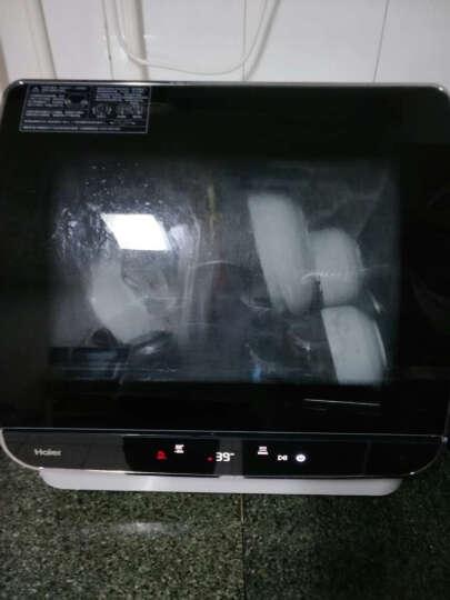 海尔(Haier) 6套 家用小海贝 自由安装 小贝台式洗碗机 省水 HTAW50STGB 晒单图