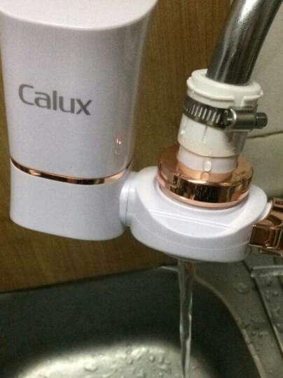 家乐事(Calux)家用净水器 储水型厨房净水机 双水质节水直饮纯水机 进出水TDS值实时监控 滤芯第一级 晒单图