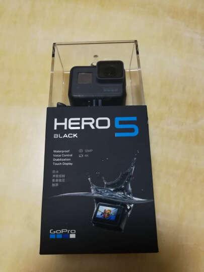 GoPro HERO6 新款4K60帧运动相机 高清水下潜水运动摄像机 GoPro5运动相机 标配+送8重礼 晒单图