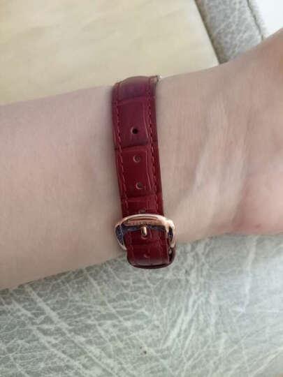 卡西欧(CASIO)手表 SHEEN 女士人工合成蓝宝石玻璃时尚腕表 太阳能石英表 酒桶款 SHS-4520PGL-7B 晒单图