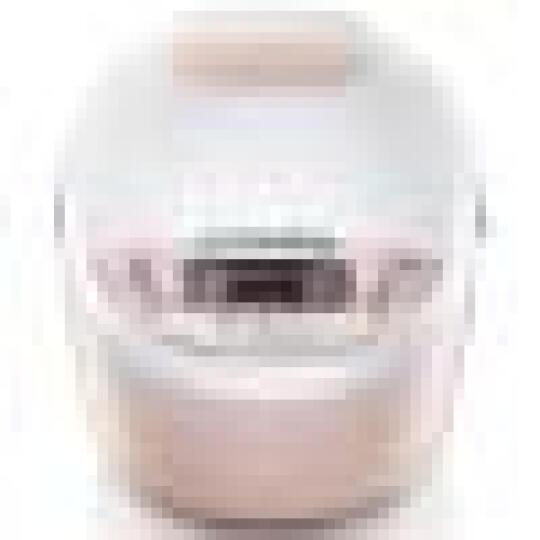 美的(Midea) 电饭煲 3L 家用多功能智能 迷你小电饭锅WFS3018Q 粉色 晒单图