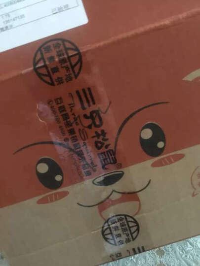 新品三只松鼠_巨型粽子零食大礼包1288g/10袋 端午节礼品礼盒 牛肉味 晒单图
