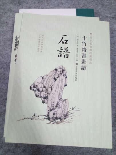 十竹斋书画谱:墨华 晒单图