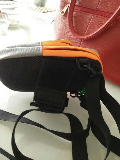 美斯捷 手机臂包跑步男式女士5.5英寸臂套袋手臂包手腕 三星s7edge/c7/note4/s5-玫红 晒单图