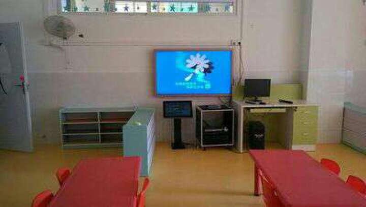 森克 多媒体教学一体机 壁挂式幼儿园电子白板 触摸屏视频会议平板电视电脑触控查询机 标配J1900/4G/64G固态 22英寸 晒单图