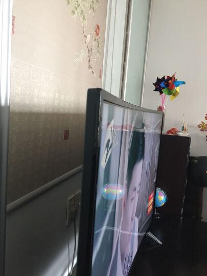 飞利浦(PHILIPS)55PUF6301/T3 55英寸 曲面屏幕 HDR 人工智能语音 4K超高清WIFI智能液晶电视机(黑色) 晒单图