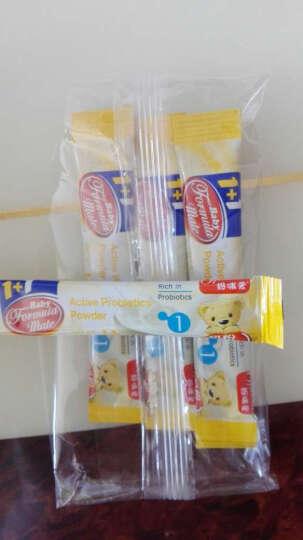 妈咪爱(Ofmom ) 活性益生菌固体饮料 30支/盒(韩国进口) 晒单图