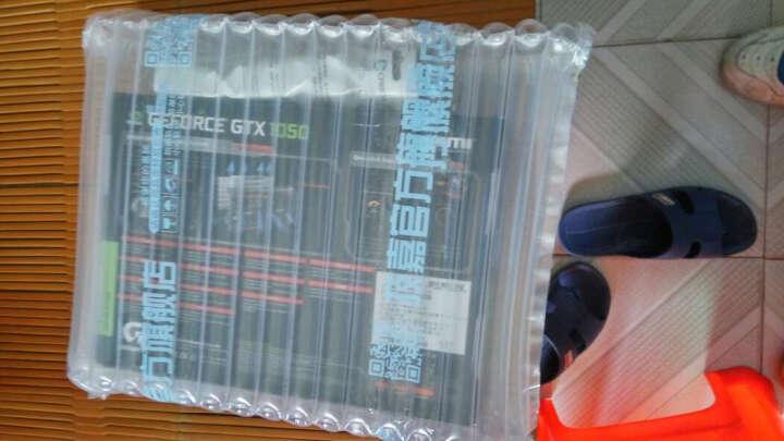 技嘉(GIGABYTE) GTX1050 OC 2G 台式机 电脑独立显卡 无需外接供电 晒单图