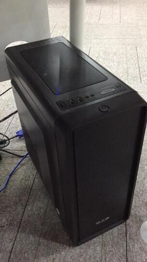 酷睿i7 7700/GTX1050ti水冷i7高端主机独显游戏电脑主机组装机网吧主机整机 玩家白色(单主机) i7/4G/500G/GTS450独显2G 晒单图