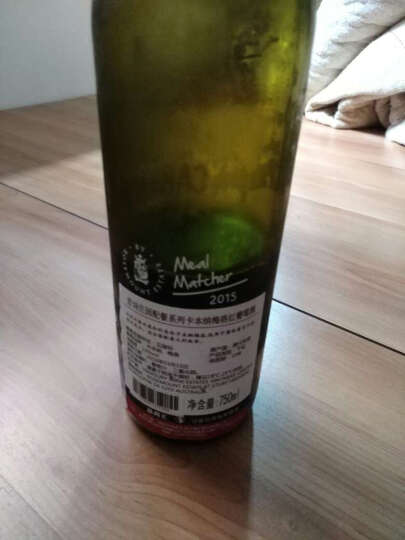 TWE富邑集团 澳洲原瓶原装进口红酒   若诗庄园干红葡萄酒750ml 钻石标系列西拉 单支装 晒单图