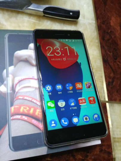 【电信赠费版】诺基亚6 (Nokia6) 4GB+64GB 黑色 双卡双待 移动联通电信4G手机 晒单图