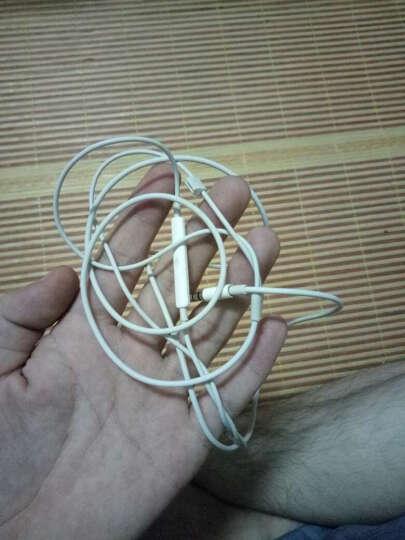 美斯捷 手机耳机入耳式线控带麦重低音 k歌麦克风唱歌hifi直播mp3有手机耳机 晒单图