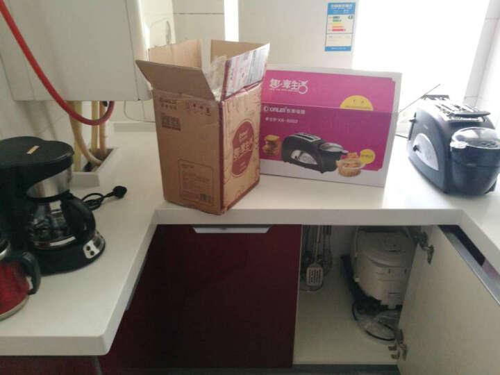 东菱(Donlim) 咖啡机可预约咖啡壶泡茶全自动美式家用商用 速溶滴漏 带滤网煮 深黑色 晒单图