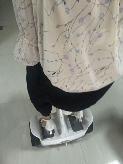 Airwheel 爱尔威坐立平衡车 两轮体感车双轮电动儿童扭扭车男女思维车 S8白色 晒单图