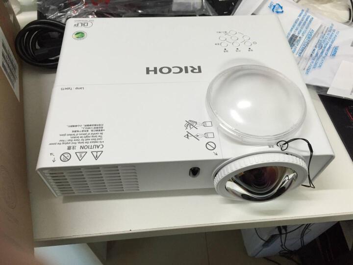 松下(Panasonic) 投影仪办公 家用便携投影机 SX1000(2800流明 标清 经典灰) 咨询服务(不包含投影仪,单拍不发) 晒单图