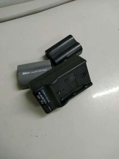 蒂森特(dste) EN-EL3E 尼康 D200/D300/D80/D90 单反相机电池一电一充 晒单图