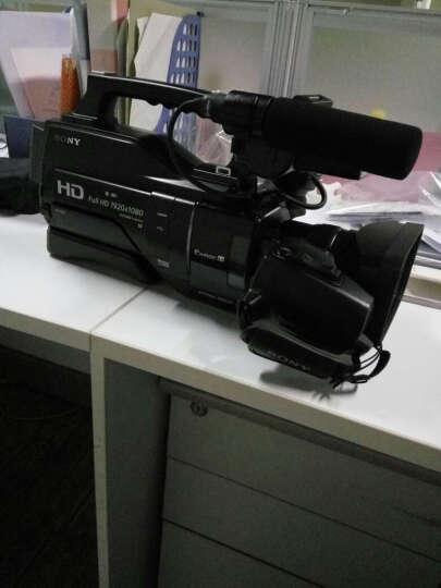 索尼(SONY)肩扛式高清数码摄录一体机 婚庆 会议 索尼专业数码高清摄像机 HXR-MC2500 2500C MC2500 套餐三 晒单图