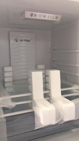 容声(Ronshen) 245升 三门冰箱 风冷无霜 电脑控温 宽幅变温室 BCD-245WD11NY 晒单图