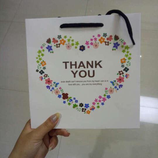 彩竹 加厚螺旋纹商务手提袋包装袋结婚回礼手提纸袋礼品袋婚庆礼品袋 创意纸袋 一个 猴年大吉 大号 32*26*12cm 晒单图