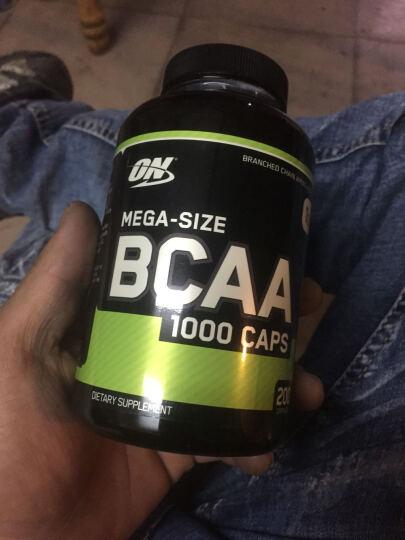美国奥普帝蒙ON BCAA支链氨基酸  健身增肌提供肌肉营养 防止肌肉分解 促进肌肉合成美国进口 金牌支链氨基酸280g粉末 晒单图