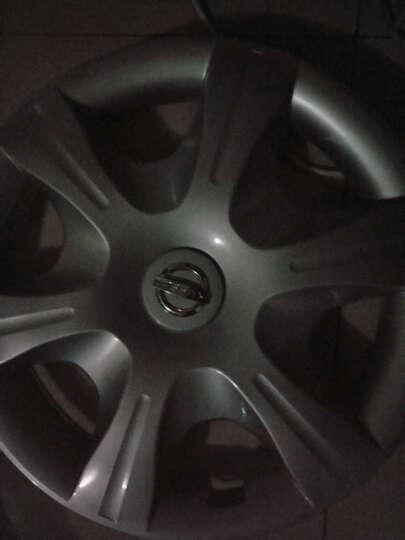 美克杰 东风日产新款阳光汽车D50R50轮毂盖/15寸轮胎罩冒R14装饰盖 14寸/一套价格 晒单图