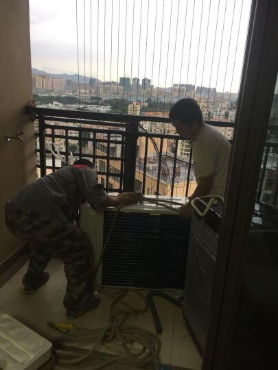 美的(Midea) 智行 大2匹/3匹 定频 冷暖 静音 圆柱空调柜机 KFR-51LW/DY-YA400(D3) 晒单图