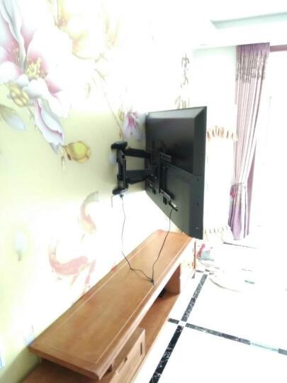 NB 767-L600(45-70英寸)电视挂架 电视架 电视机挂架 电视支架 旋转伸缩 乐视海信海尔TCL康佳三星夏普LG 晒单图
