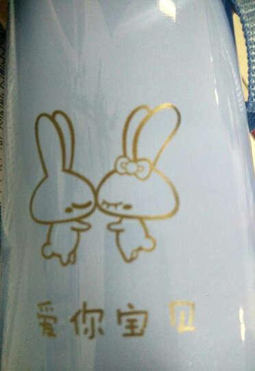 Face儿童保温杯带吸管杯男女小学生保温水杯子双盖两用304不锈钢幼儿园防摔便携直饮儿童水杯壶 活力龙(带杯套) 550ML 晒单图