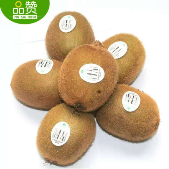 品赞 智利奇异果 24个 单果85-100g左右 新鲜绿心猕猴桃 进口水果 晒单图