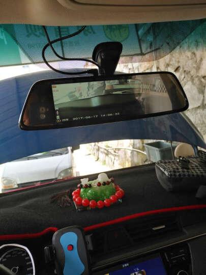 凌度新款行车记录仪双镜头 高清柔光夜视车载倒车影像 停车监控 测速电子狗一体机 5英寸电子狗+前后双录倒车影像+16G(套餐二) 晒单图