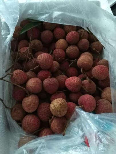 周力天 农家新鲜荔枝水果 2.5kg/5kg 顺丰航空 加冰袋 10斤装 晒单图