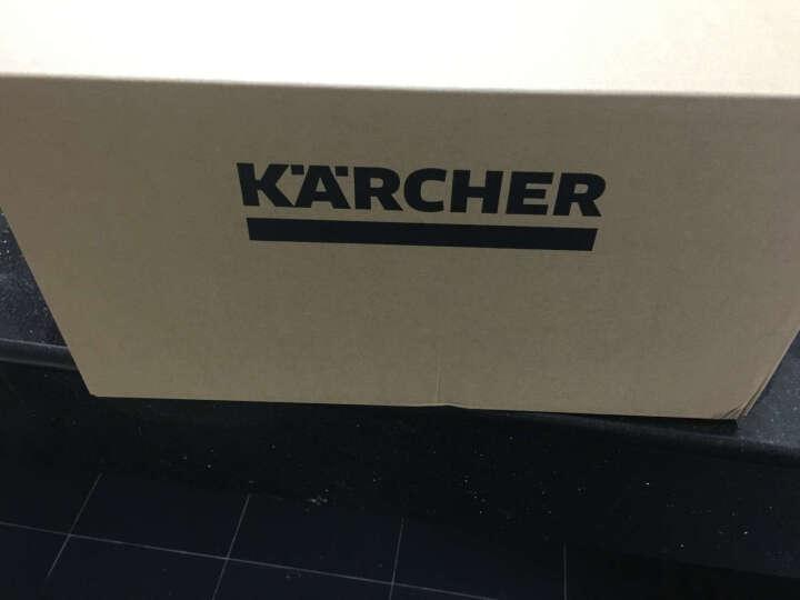 Karcher卡赫洗车机家用220V高压水枪清洗机洗车泵自助洗车器德国凯驰集团 K1 Entry标配 K2 entry新款(卧式机型,加固底座) 标配+HR25水管车(15米,可做为进水) 晒单图