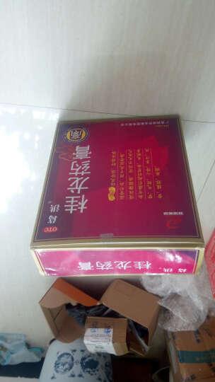 葛洪桂龙药膏202g*6瓶 礼盒装 36瓶桂龙药膏+佰尚茶7盒+足浴光盘书 晒单图