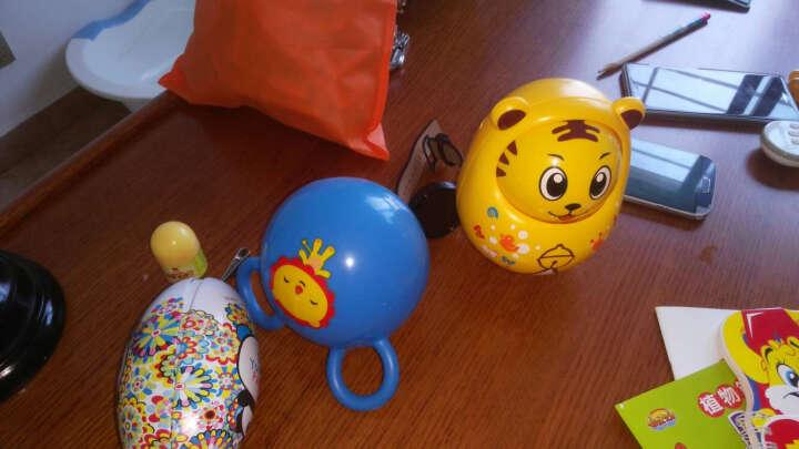 美致 婴儿玩具 宝宝早教益智不倒翁玩具0-1-3岁 小熊猫加加费雪球 晒单图
