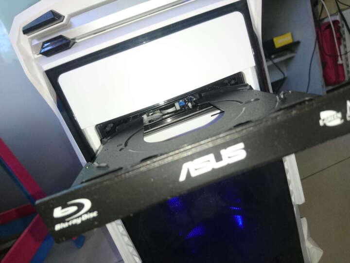 华硕(ASUS) 18倍速 SATA DVD光驱 黑色(DVD-E818A9T) 晒单图