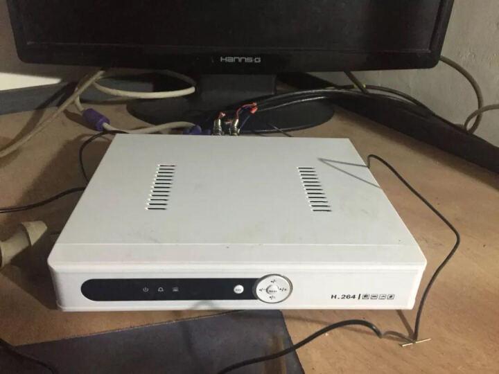 帝防 16路硬盘录像机 NVR网络数字高清监控主机模拟DVR监控录像机AHD刻录机十六路 带6TB硬盘 晒单图