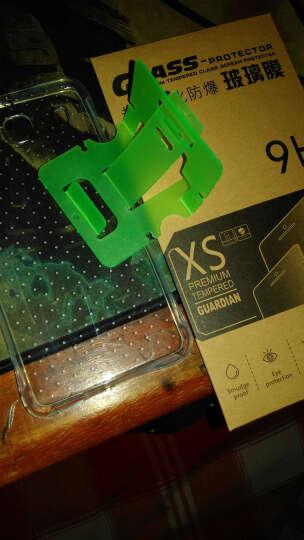 奔信 红米2钢化膜手机玻璃保护贴膜+送手机壳 适用于小米红米2/红米2A增强版/4.7英寸 弧边0.2mm钢化膜 晒单图