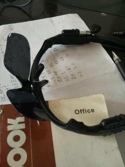 艾贝(iebuy) 智能蓝牙耳机通用4.1太阳眼镜听歌打电话车载无线苹果华为OPPO手机 智能眼镜(含3C认证充电头+送两副镜片) 晒单图