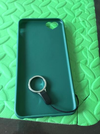 优内特 苹果7手机壳6s硅胶防摔挂绳男女6Plus保护套 适用于iPhone7/7Plus 苹果6Plus绿底熊【第二件半价】 晒单图