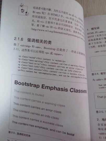 图灵程序设计丛书:Bootstrap用户手册·设计响应式网站 晒单图