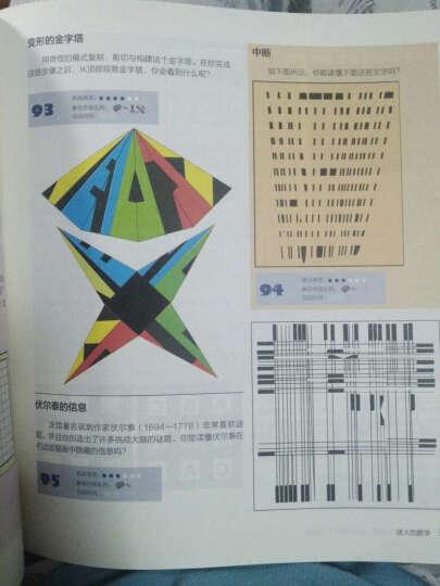 迷人的数学-315个烧脑游戏玩通数学史 晒单图