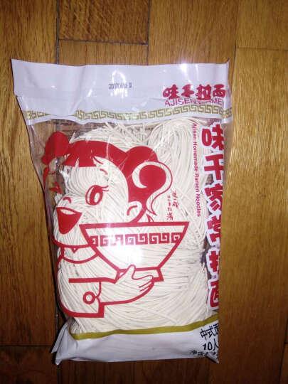 味千拉面 面条 半干面 单包装 有调料 鸡汤拉面300克 晒单图