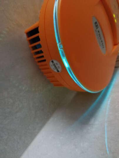 超净(Fasflo)空气净化器家用杀菌除味卫生间空气消毒机负离子AP-130 炫晶橙 晒单图
